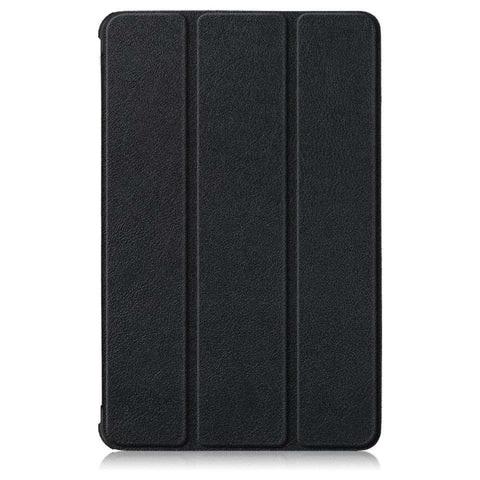 Just in Case Lenovo Tab M10 Plus Smart Tri-Fold Case Zwart