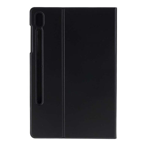 Just in Case Samsung Galaxy Tab S6 Leather Protective Case Zwart