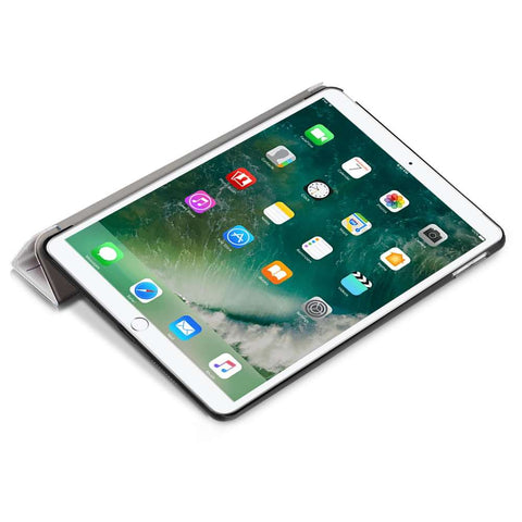 Apple iPad Pro 10.5 (2017) Smart Tri-Fold Case - Feathers