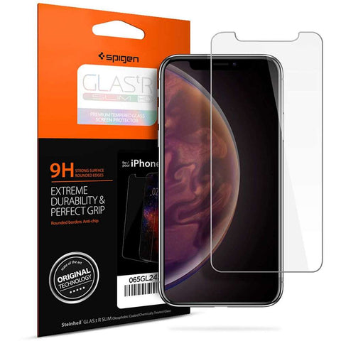 Spigen Glas tR Slim Apple iPhone 11 Pro Max / iPhone Xs Max Tempered Glass