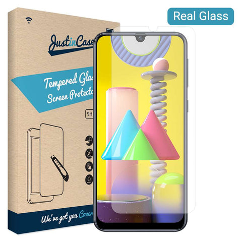 Just in Case Tempered Glass Samsung Galaxy M31