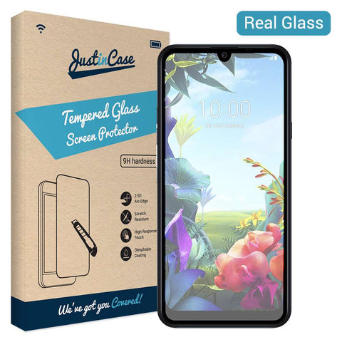 Just in Case Tempered Glass LG K40s