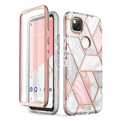 Supcase Cosmo Google Pixel 4A - Marmer