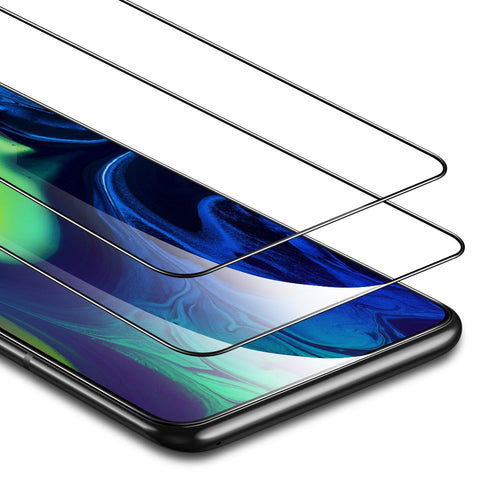 ESR Full Cover Glass Samsung Galaxy A70 - Zwart 2 stuks