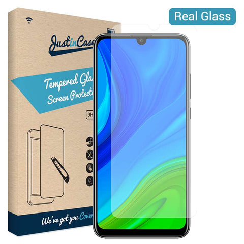 Just in Case Tempered Glass Huawei P Smart 2020