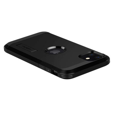 Apple iPhone 11 Spigen Tough Armor XP Hoesje - Zwart
