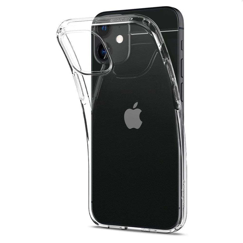 Spigen Liquid Crystal Case Apple iPhone 12 Mini (Crystal Clear)