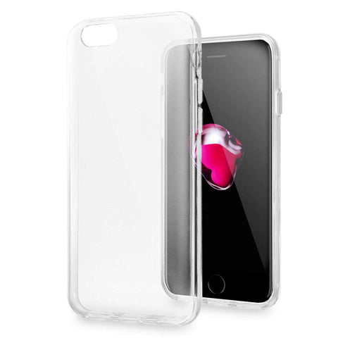 Apple iPhone 7/8 Soft TPU hoesje clear