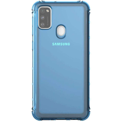 Araree Samsung Galaxy M21 Protective Cover - Blauw