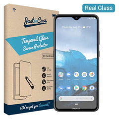 Just in Case Tempered Glass Nokia 6.2 / 7.2