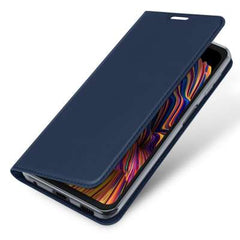 DUX DUCIS Samsung Galaxy Xcover Pro TPU Wallet Case - Blauw