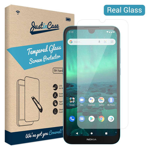 Just in Case Tempered Glass Nokia 1.3