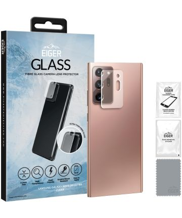 Eiger Glass Samsung Galaxy Note 20 Ultra Camera Lens Protector