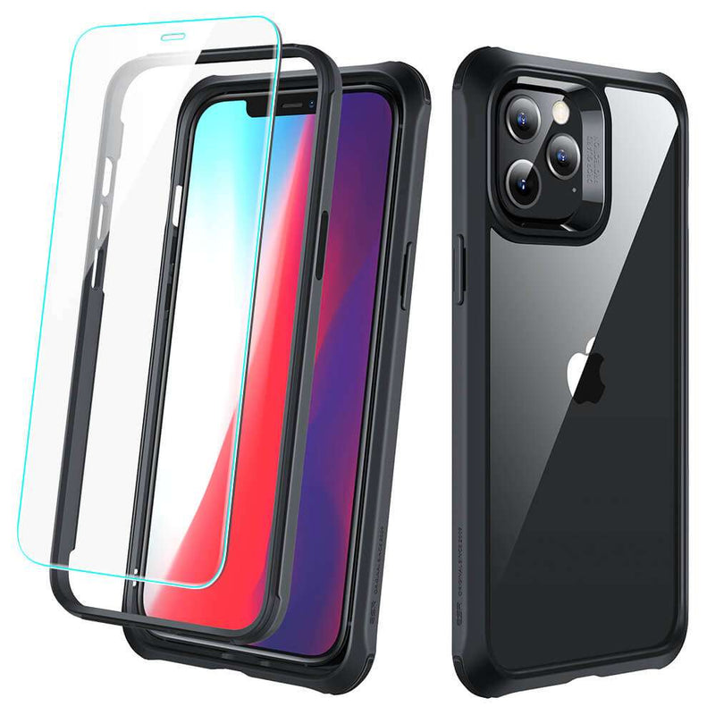 ESR Apple iPhone 12 Pro Max Alliance Case Zwart