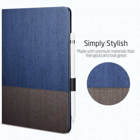 ESR Apple iPad 10.2 2019/2020 Simplicity Holder Case - Blauw