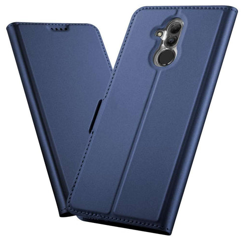 Just in Case Huawei Mate 20 Lite Wallet Case - Blauw