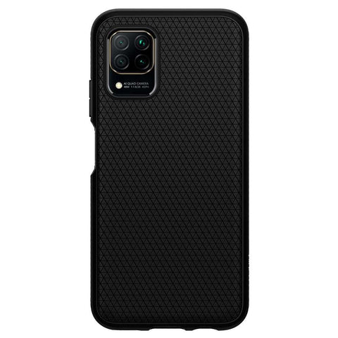 Spigen Liquid Air Huawei P40 Lite Case Zwart