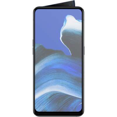 Just in Case Full Cover Tempered Glass Oppo Reno 2 Zwart
