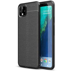 Just in Case Soft Design TPU Google Pixel 4 XL Case (Black)
