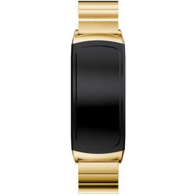 Just in Case Metalen armband Chain voor Samsung Galaxy Fit 2 - Gold