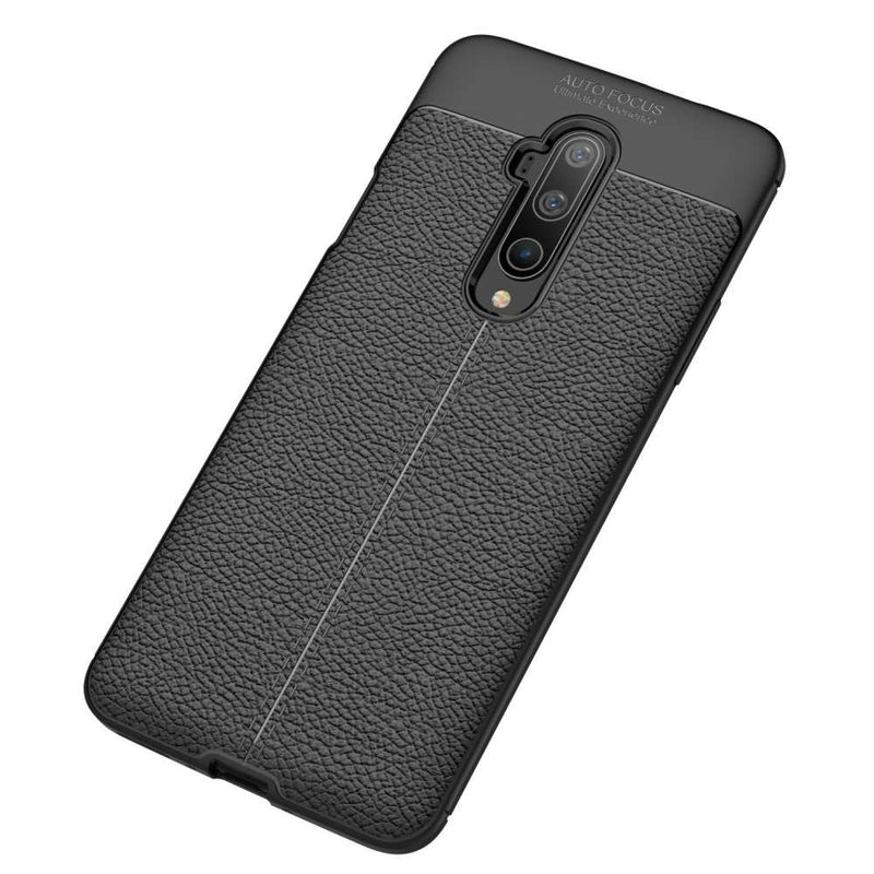 Just in Case OnePlus 7T Pro Back Cover Zwart