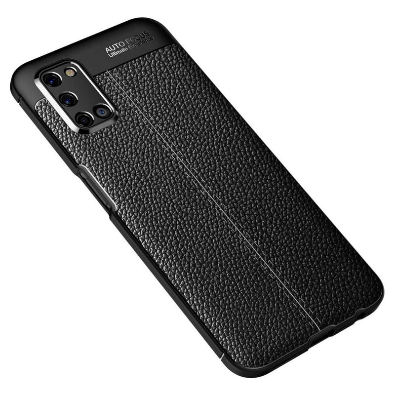 Just in Case Soft Design TPU Oppo A72 Case Zwart