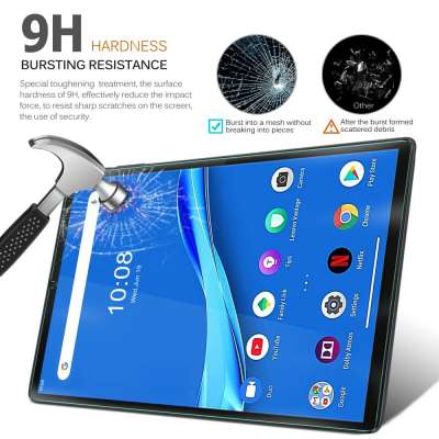 Just in Case Tempered Glass Lenovo Tab M10 Plus
