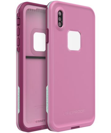 Lifeproof Fre hoesje voor Apple iPhone XS Max Frost Bite