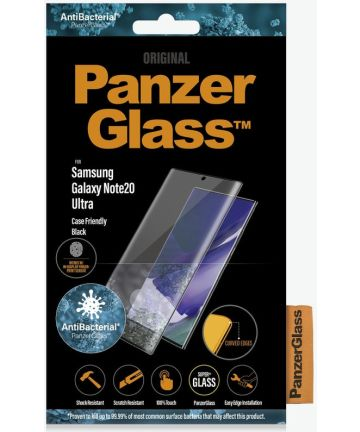PanzerGlass Samsung Galaxy Note 20 Ultra Case Friendly Screenprotector