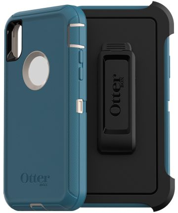 Otterbox Defender Apple iPhone X/XS Blauw