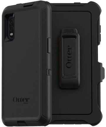 OtterBox Defender Series Samsung Galaxy Xcover Pro Hoesje Zwart