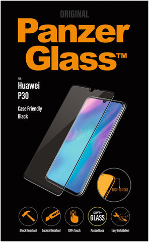 PanzerGlass Huawei P30 Case Friendly Screen Protector