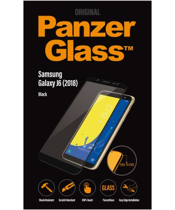 PanzerGlass Samsung Galaxy J6 2018 Edge To Edge Screenprotector