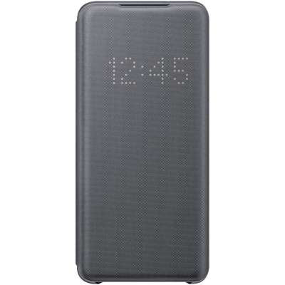 Samsung Galaxy S20 Led View Cover Grijs
