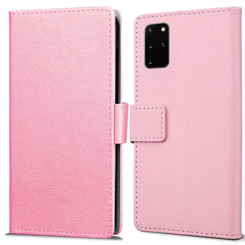Samsung Galaxy S20 Plus Wallet Hoesje Roze