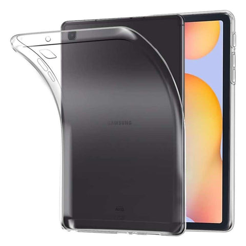 Just in Case Samsung Galaxy Tab S6 Lite Soft TPU case Transparant