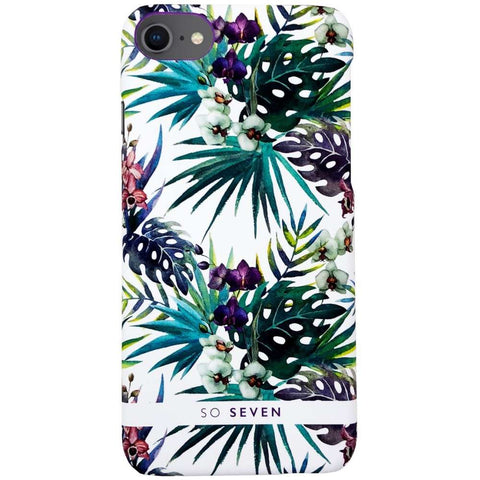 SoSeven Rio Apple iPhone SE 2020 / iPhone 7/8 hoesje - Orchid