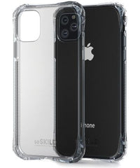 SoSkild Absorb 2.0 Apple iPhone 11 Pro Impact Hoesje Transparant