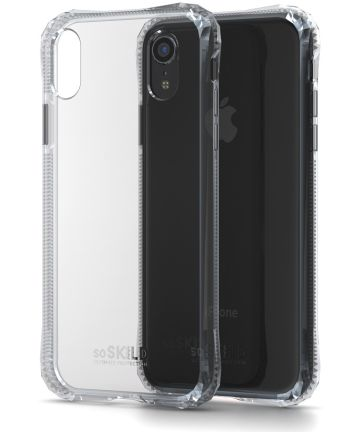 SoSkild Apple iPhone XR Absorb Impact Backcover Hoesje Transparant