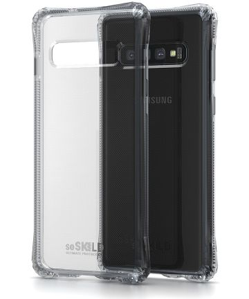 SoSkild Samsung Galaxy S10 Absorb Impact Backcover Hoesje Transparant