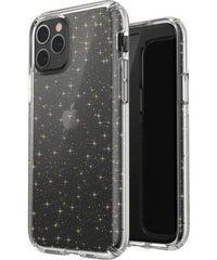 Speck Presidio Apple iPhone 11 Pro Hoesje Transparant Glitter