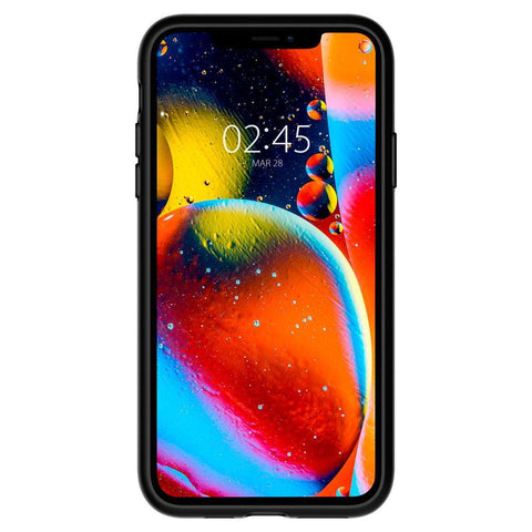 Spigen Slim Armor CS Apple iPhone 11 Pro Hoesje - Grijs