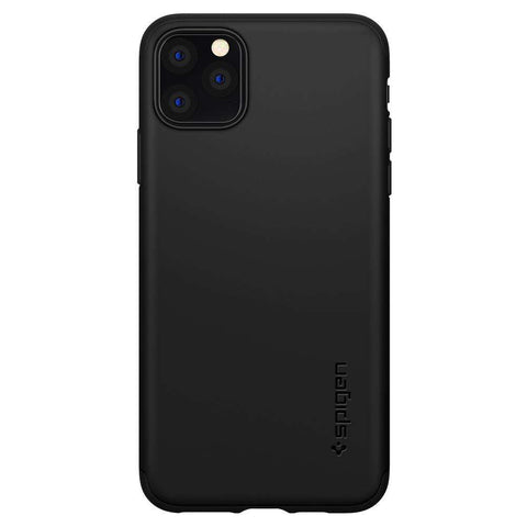 Spigen Thin Fit Classic Apple iPhone 11 Pro hoesje - Zwart