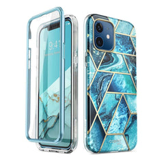 Supcase Apple iPhone 12 Mini Cosmo Case (Ocean Blue)