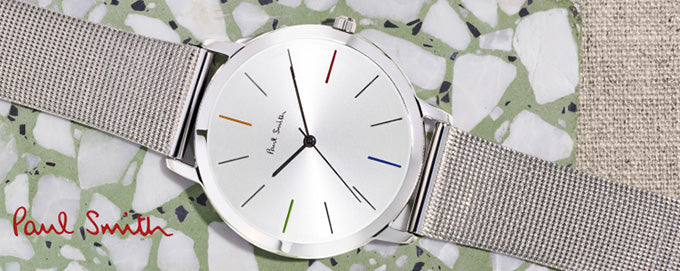 Montres Paul Smith