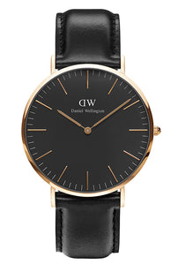 Montre Daniel WELLINGTON Sheffiled 40mm-MONTRES-TAMARA