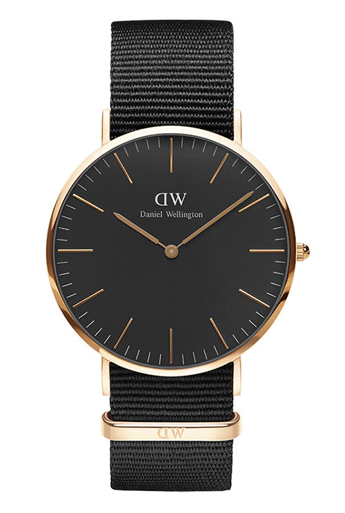 Montre Daniel WELLINGTON Cornwall 40mm-MONTRES-TAMARA