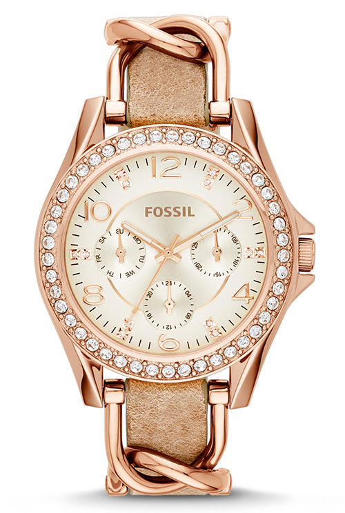 Montre FOSSIL Riley Multifonction-MONTRES-TAMARA