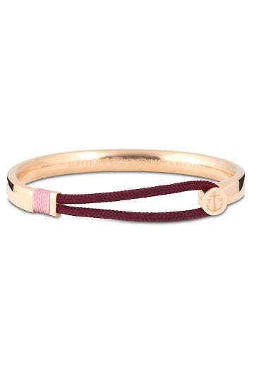 Jonc Tom Hope Hybrid femme Carmine Rose Gold-Tom Hope-TAMARA