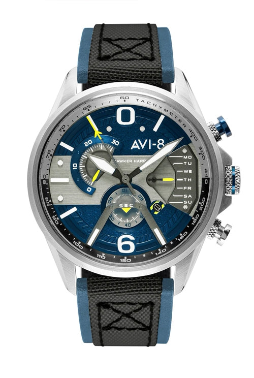 Montre AVI-8 Hawker Harrier II-MONTRES-TAMARA